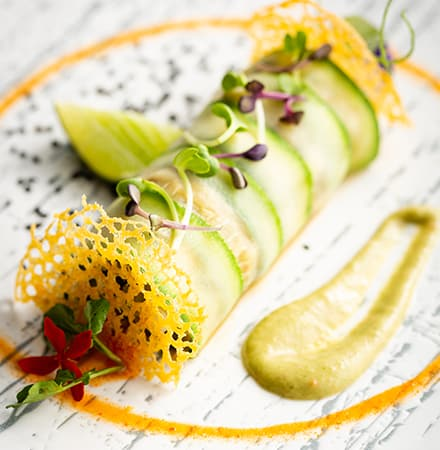 Avocado Sun Dried Tomatoes Salad