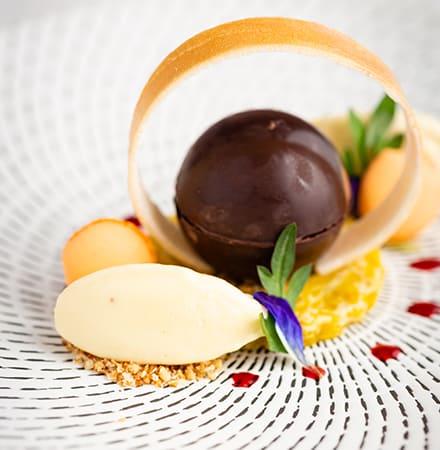 Wat Chocolate Sphere